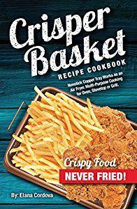 Crisper Bas271yket Recipe Cookbook Nonstick Copper Tray Works As