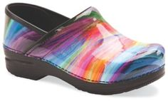 EXCLUSIVE  - DANSKO Professional Color Swirl Patent