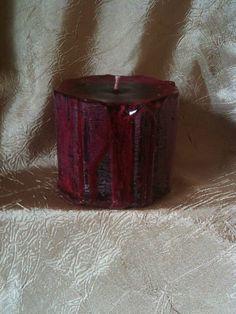 Autumn Magick  Harvest Moon Pillar by EnchantedAutumn2012 on Etsy, $6.50