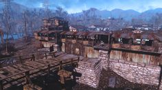 fallout 4 settlement ideas - Google Search