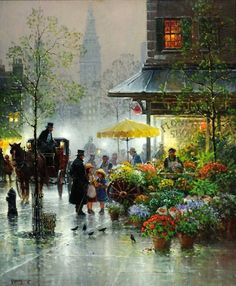 Gerald Harvey Jones, 1933 ~ Western painter
