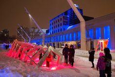 Project - ICEBERG Montréal - Architizer
