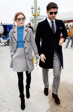 15 Outfits That Prove Olivia Palermo Won Fashion Week via @WhoWhatWear...Both look so Chic as always