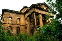 Forgotten Mausoleum