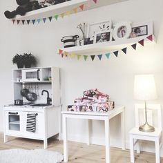 Kids room - IKEA duktig kitchen