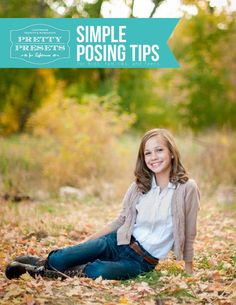 5 Posing Solutions for Every Photographer | Pretty Presets for Lightroom