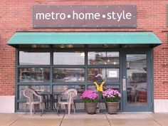 Store Front: Simple Awning (TCS)