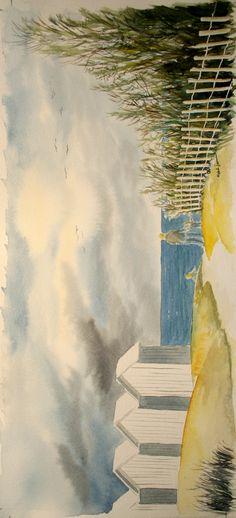 Cabines de plage | Christian Colin
