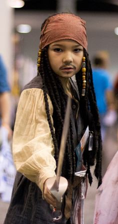 Little Jack Sparrow #WonderCon2014