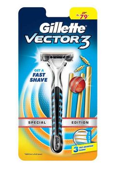 Gillette Vector 3 - Special Edition