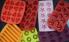 Cómo hacer moldes de silicona Más