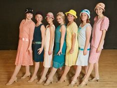 Thoroughly Modern Millie Costumes | ... units. That was my evening with the cast of Thoroughly Modern Millie
