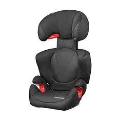 Maxi-Cosi Rodi Group Car Seat Night Black 15 to 36 Kg for sale online Phantom Car, Car Fix, Car Seat Accessories, Travel Accessories, Black Maxi, Baby Car Seats, Little Girls, Baby Kids, Children