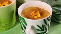 Bolo de milho de caneca: sem lactose, sem glúten e para fazer no micro-ondas - Receitas - GNT