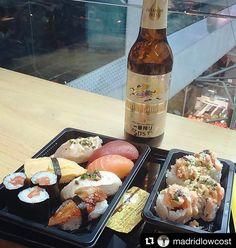 Disfruta del mercado y disfruta de nuestro sushi #hanakura #Repost @madridlowcost  Very delicious sushi lunch in Sushi Market at San Anton Market in Madrid #sushi #sushimarket #mercadosananton #chueca #japanesefood #comidajaponesa #kirin #kirinbeer #sanantonmarket #ig_food #ig_foodie #igersfood #igersfoodie #foodgraphy #foodpic #instafoodie #instafood #foodgram #foodiegram #ig_madrid #igersmadrid #madridfood #foodmadrid #madridgram #instamadrid #foodiemadrid #madridfoodie #madridgastro