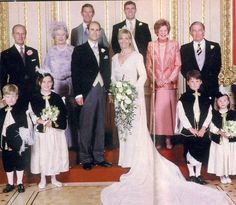 Prince Edward, Earl of Wessex and Sophie Rhys-Jones married 19 June  - Bing Images