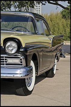 1957 Ford Fairlane 500  F-Code 312/300 HP, 3-Speed  #Mecum #Dallas