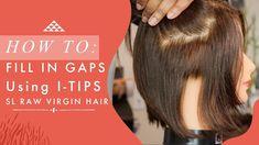 How to: Quickly REPAIR DAMAGED Broken Off Hair - using SL Raw Virgin Hai... Break Off, Latest Hair Trends, Hair Breakage, Hair Transformation, About Hair, Great Hair, Damaged Hair, Virgin Hair, Hair Extensions