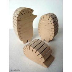 Hedgehog Desk Organiser