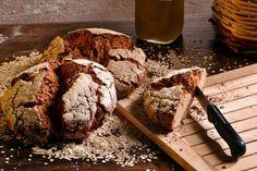 Banana Bread, Desserts, Food, Low Carb, Oat Bread Recipe, Flourless Bread, Delicious Snacks, Gluten Free Recipes, Tailgate Desserts