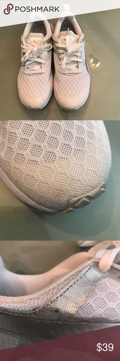 Puma Women's Sneakers.  Size 6.5 Worn a couple of times. Only a few faint marks (see pics). Great shape! Size 6.5 Puma Shoes Sneakers