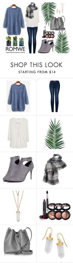 """""""Floating on a Cloud"""" by xoxo-uwu ❤ liked on Polyvore featuring 2LUV, MANGO, Nika, WithChic, Wilsons Leather, Laura Geller, Lancaster and BillyTheTree"""