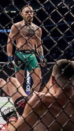 Conor McGregor v.  Diaz UFC202