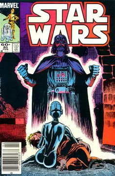 Star Wars Marvel Comics Comic Book,Vintage Star Wars Comic Book Collectable,First Series Star Wars Star Wars Comics, Star Wars Uk, Star Wars Comic Books, Marvel Comic Books, Star Trek, Clone Wars, Caricature, Darth Vader, Classic Comics