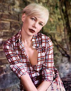 Michelle Williams by Ryan Mcginley for Porter Magazine Winter Escape 2016