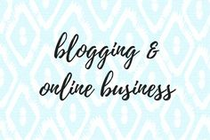 My favorite and most helpful discoveries on Pinterest for blogging and online business.