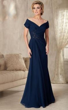 Look amazing for your next formal occasion wearing this evening gown by Christina Wu 17826 Elegance. This dress is off-the-shoulder with a smattering of tonal