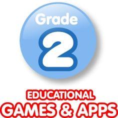 2nd grade computer games