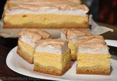 Prajitura rapida cu branza dulce | Retete culinare cu Laura Sava