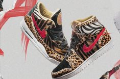 """The Shoe Surgeon Created A """"Beast"""" Pack Using The Air Jordan 1 And Air 099c3fbce"""