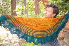 Ravelry: Baja Sunrise Shawl pattern by Kristen Ashbaugh-Helmreich This is the Jimmy Beans Wool Tasty Tosh $1 pattern of the month for June 2015! The pattern will be available at this price until July 15th, 2015, when it will go up to full price ($5). If you purchase 1 skein of the Tosh DK in the Limited Edition Mexican Grilled Street Corn color (the orange variegated color shown here) from Jimmy Beans Wool you will receive a code to download the pattern for free with purchase while…