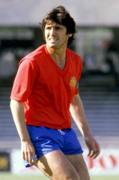 Spain's Carlos Santillana Get premium, high resolution news photos at Getty Images Real Madrid, All Star, England Football, Football Kits, Sports Stars, The Past, Spain, Soccer, Alonso