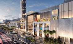 Al Maryah Central mall structure completed – HotEnquiry