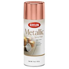 This spray paint provides a bright durable finish and brilliant color. A premium spray pain...