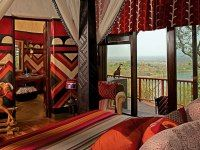 Zimbabwe's most luxurious resort, Singita Pamushana, in the Malilangwe Wildlife Reserve. Best Places To Travel, Places To See, Victoria Falls, Zimbabwe, Day Trip, Hotels And Resorts, Lodges, Valance Curtains, National Parks