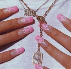 Perfect Color Nail Art Design for this summer in 2019 .- Perfect Color Nail Art Design for This Summer in 2019 – Page 20 of 20 – Nail Art Designs & Ideas – - Summer Acrylic Nails, Best Acrylic Nails, Acrylic Nail Designs, Nail Art Designs, Nails Design, Nail Summer, Spring Nails, Acrylic Nail Art, Nails Gelish
