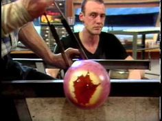 Dale Chilhuly Glass Master.  Watch this video and you can really appreciates all the creativity that goes into Chihuly's work.