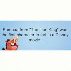 Gotta love The Loin King! :)