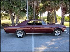 1966 Chevrolet Chevelle beautiful 454 'recent frame off restoration' | Mecum Auctions Kissimmee13 sold 23k