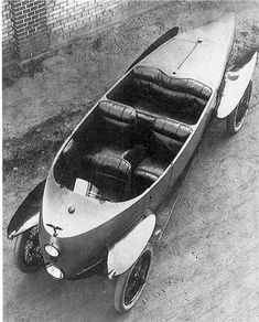 Rumpler Tropfenwagen Touring