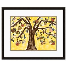 Archival quality-printed wall art with tree motif. Made in the USA. Phoenix Homes, Epic Art, Tree Wall Art, Joss And Main, Art And Architecture, Moose Art, Art Gallery, Atomic Ranch, Make It Yourself