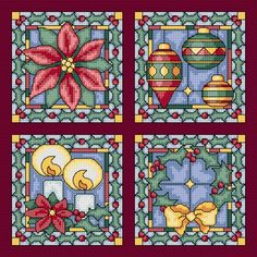 Maria Diaz Designs: Stained Glass Cards