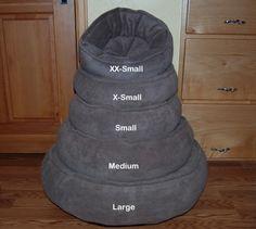 Fur Buddy Pet Bed - Small   furbuddyproducts - Pets on ArtFire