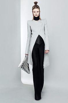 Gareth Pugh bag - pinned by RokStarroad.com ~ unleash your inner RokStar - fashion, pop and mental health