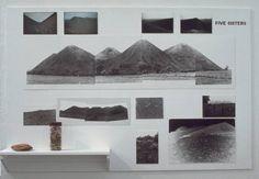 JOHN LATHAM Derelict Land Art: Five Sisters 1976
