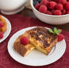 Sugar-Crusted French Toast: Dorie Greenspan's exquisite recipe